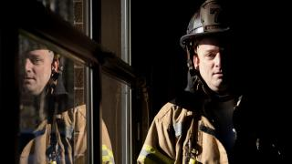 Behind the Helmet: Battling the blaze and balancing family