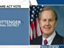 Pittenger: Republicans hoping 'clearer heads' prevail in health care vote