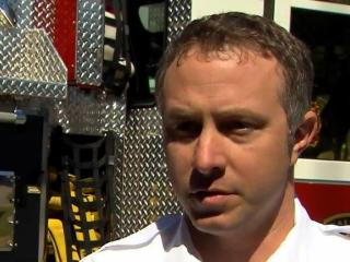 Firefighters reflect on historic Raleigh fire