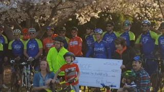 Tour de Triangle raises $62,000 for sick children