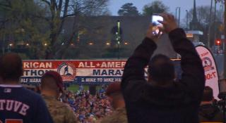 All American Marathon gives runners a tour of Fort Bragg