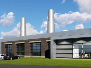 Duke power plant