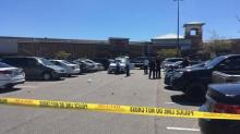 IMAGES: Two charged in shooting near Wilmington mall