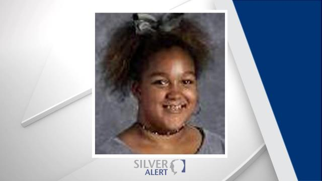 A Silver Alert was issued Tuesday evening for a 15-year-old Wake Forest girl who is believed to be suffering from a cognitive impairment.