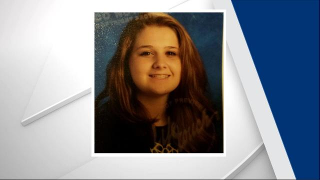 Authorities said Hayley Marie Dorsey was last seen in the southern Wake County area on March 29.