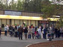 Triangle community attends vigil