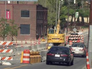 Lane closures hurt Hillsborough Street businesses