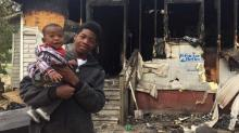 IMAGE: Kinston teen saves seven-month-old cousin from burning home