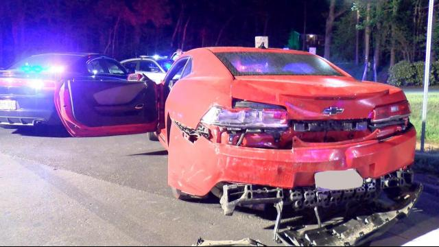 Woman seriously hurt in Raleigh crash involving alcohol, faulty brakes