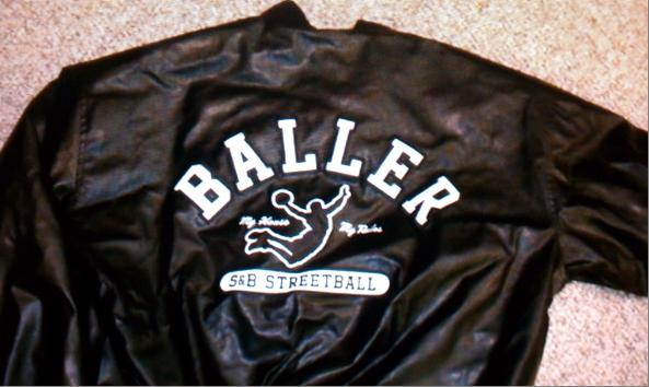 Suspect jacket