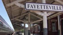 IMAGE: Federal budget could derail Amtrak service in Fayetteville