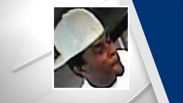 Raleigh police are searching for a man who they believe is responsible for robberies at four Burger King restaurants this month.