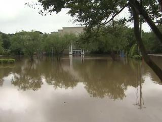 Crabtree Valley mall closes due to flooding