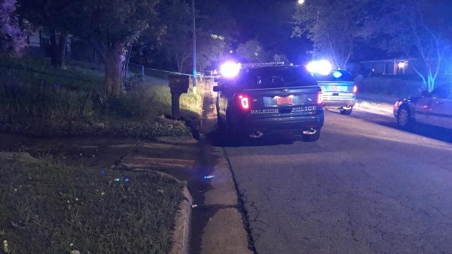 One person was seriously injured Wednesday night following a shooting in southeast Raleigh.