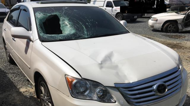 Car involved in deadly hit-and-run