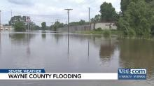 IMAGE: Wayne County officials keeping close eye on Neuse; river expected to crest this weekend