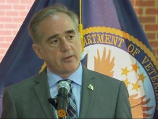 VA secretary speaks at Durham VA; focuses on veteran suicide prevention