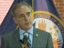 VA secretary speaks at Durham VA; focuses on veteran suicide prevention
