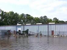 Flooding continues to plague Goldsboro