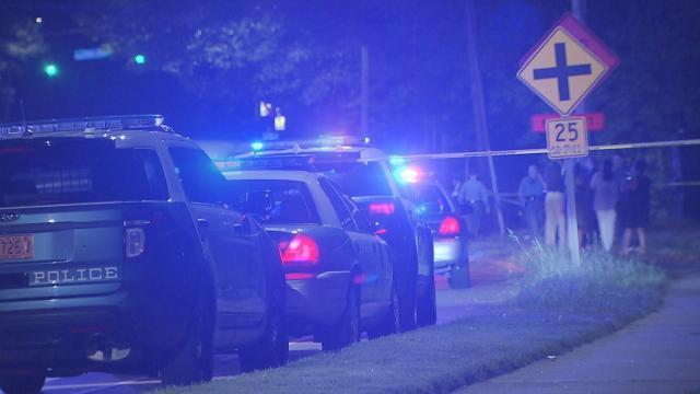 One man was killed Wednesday night following a stabbing in Raleigh.