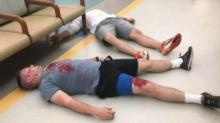 IMAGE: Active shooter training puts Womack Army Medical Center to the test