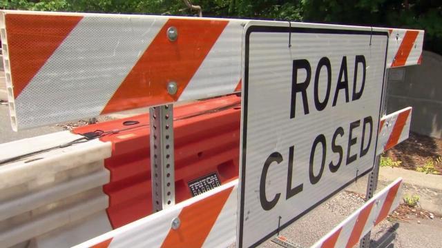 Melbourne Road bridge remains closed
