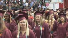 Meredith College celebrates the 2017 graduates