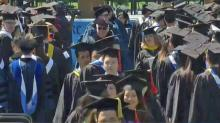2017 Duke graduates turn tassels at commencement