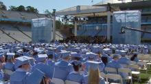 UNC celebrates class of 2017
