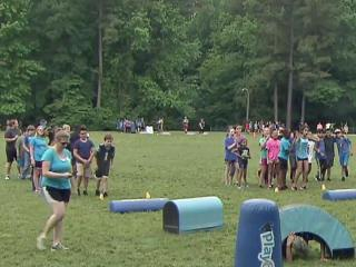 NFL 'Play 60' comes to Raleigh