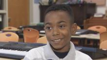 IMAGE: With no lessons, 10-year-old Granville County pianist dazzles with natural talent