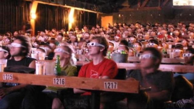 Alamo Drafthouse brings movie theater, beer hall to Raleigh