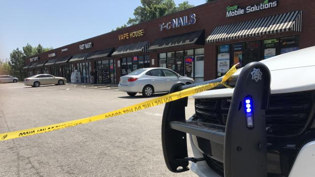 Victim is 'critical' after shooting in Fayetteville shopping center