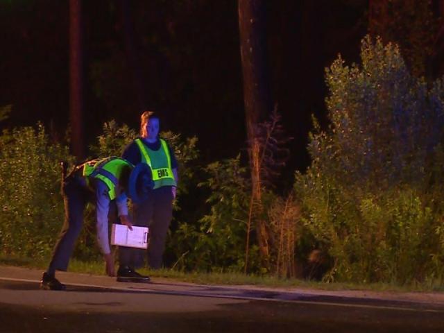 Two die when Jeep flips, catches fire in Harnett