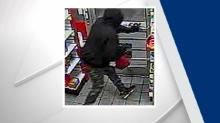 IMAGES: Fayetteville police search for armed robbery suspect