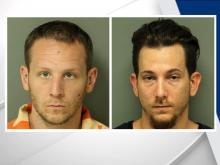 Kyle Fedus, Zachary Wohlman, skeleton mask robberies