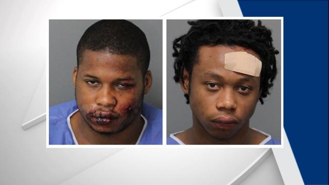 2 charged with murder after Raleigh shooting, I-40 crash
