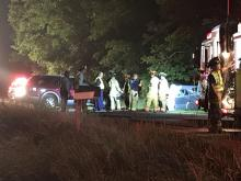 One dead, three injured in Wake Forest wreck