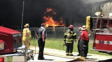 Henderson fire