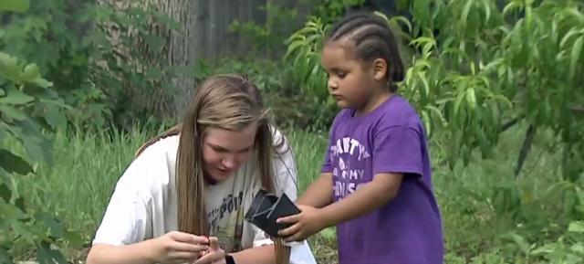 �Garden Gallop� raises money for community garden