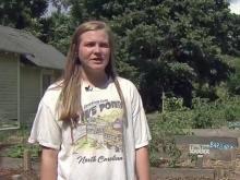 'Garden Gallop' raises money for community garden