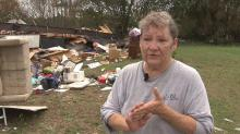 Sampson County woman:  'Thank God I'm here'