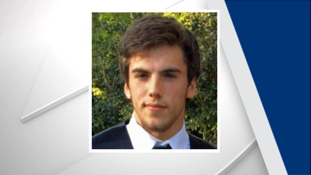 Sean Thomas O'Donnell, 19, of 163 Pond View Ct., Apex