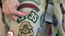IMAGE: Chapel Hill Girl Scout marks 80 years