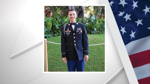 Corporal Dillon C. Baldridge, 22 of Youngsville, died June 10, 2017, while serving in Afghanistan. (Photo courtesy Baldridge family)