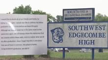 IMAGE: Edgecombe County school principal suspended after withholding student's diploma