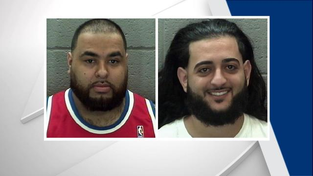 Two men were arrested in Rocky Mount last week in connection with a cigarette smuggling operation that resulted in $20 million in illegal proceeds.
