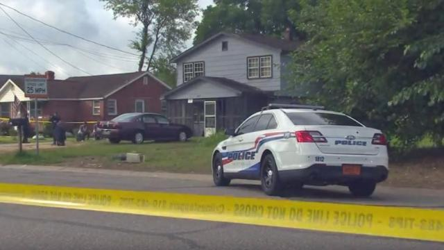 Female found dead inside Fayetteville home after shooting
