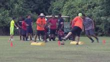IMAGE: Wilson police host football camp to build relationships with teens