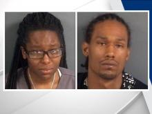 Fayetteville parents charged after 6-month-old dies of starvation, dehydration